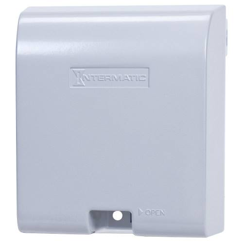 Die-Cast In-Use Weatherproof Cover - Double-Gang