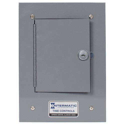 Case-Indoor, Type 1 Metal, Gray