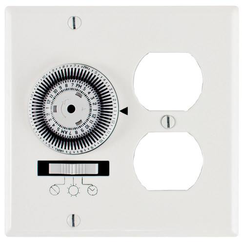 INT-MAT KM2ST-2R IN-WALL TIMER,2 GA