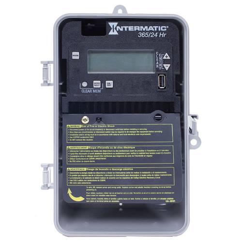 INT-MAT ET2105CP T/S-ELEC,1CH,24HR,