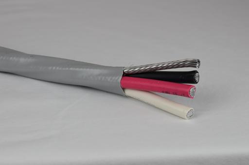 Mayer-SER - 1/0-1/0-1/0-2 - Aluminum - 1000' Reel-1
