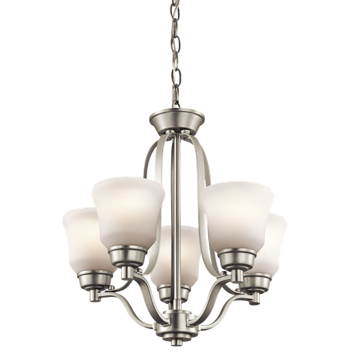 KIC 1788NI MINI CHANDELIER 5LT