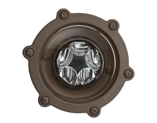 KIC 16035BBR30 12V LED 6.5W 60 DEG WFL WELL 3