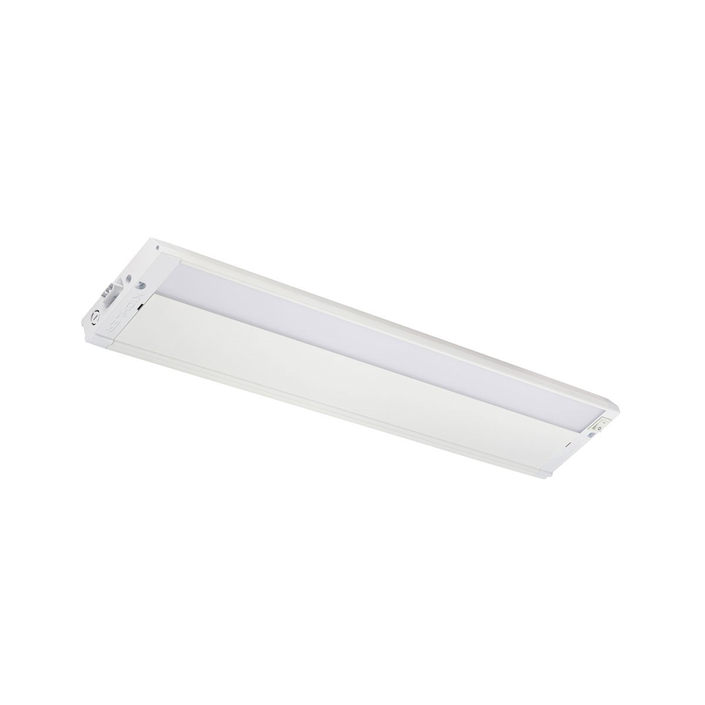 "22"" LED Cabinet Light 2700K in WHT"