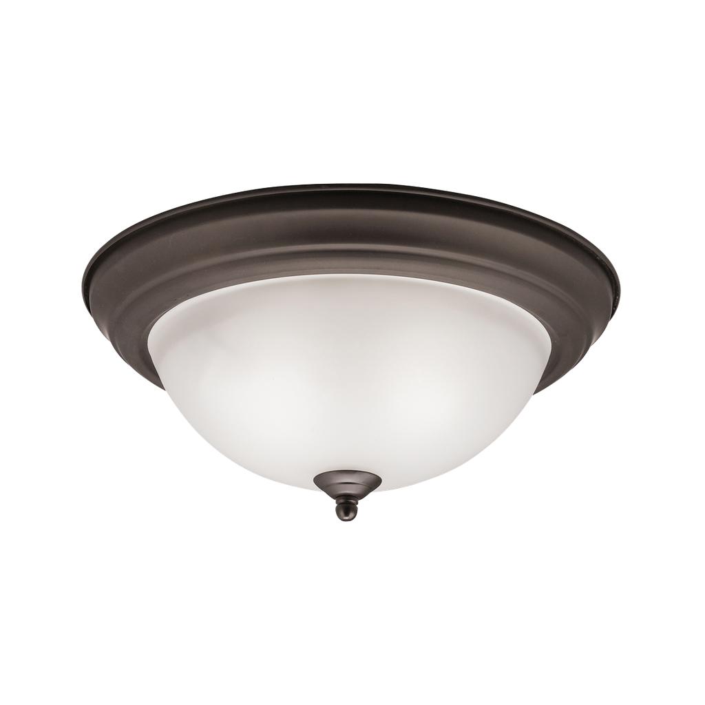 Kichler 8112OZ 2-Light Flush Mount Lighting Fixture