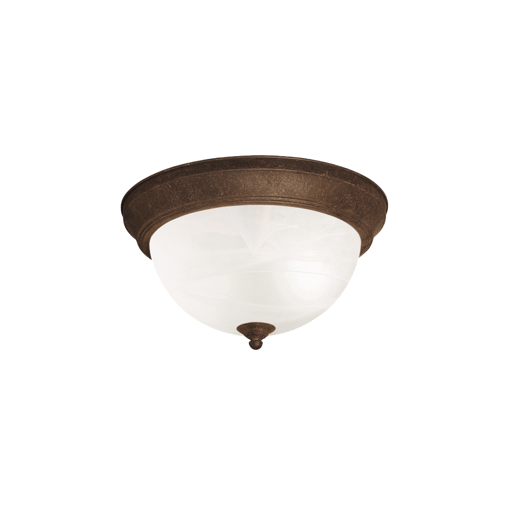 KICH 8108TZ 2LT INCAND FLUSH MOUNT