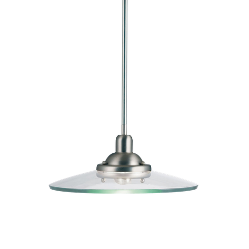 1 Light Pendant | Brushed Nickel