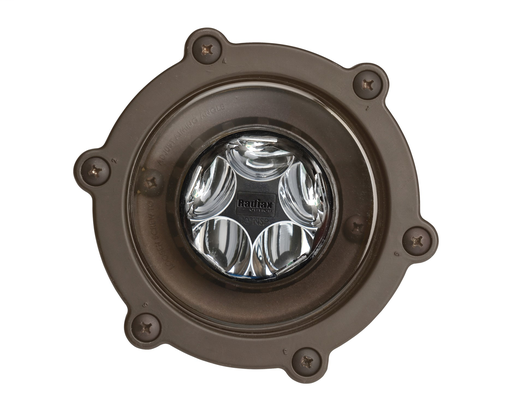 KIC 16034BBR30 12V LED 6.5W 35 DEG FL WELL 30