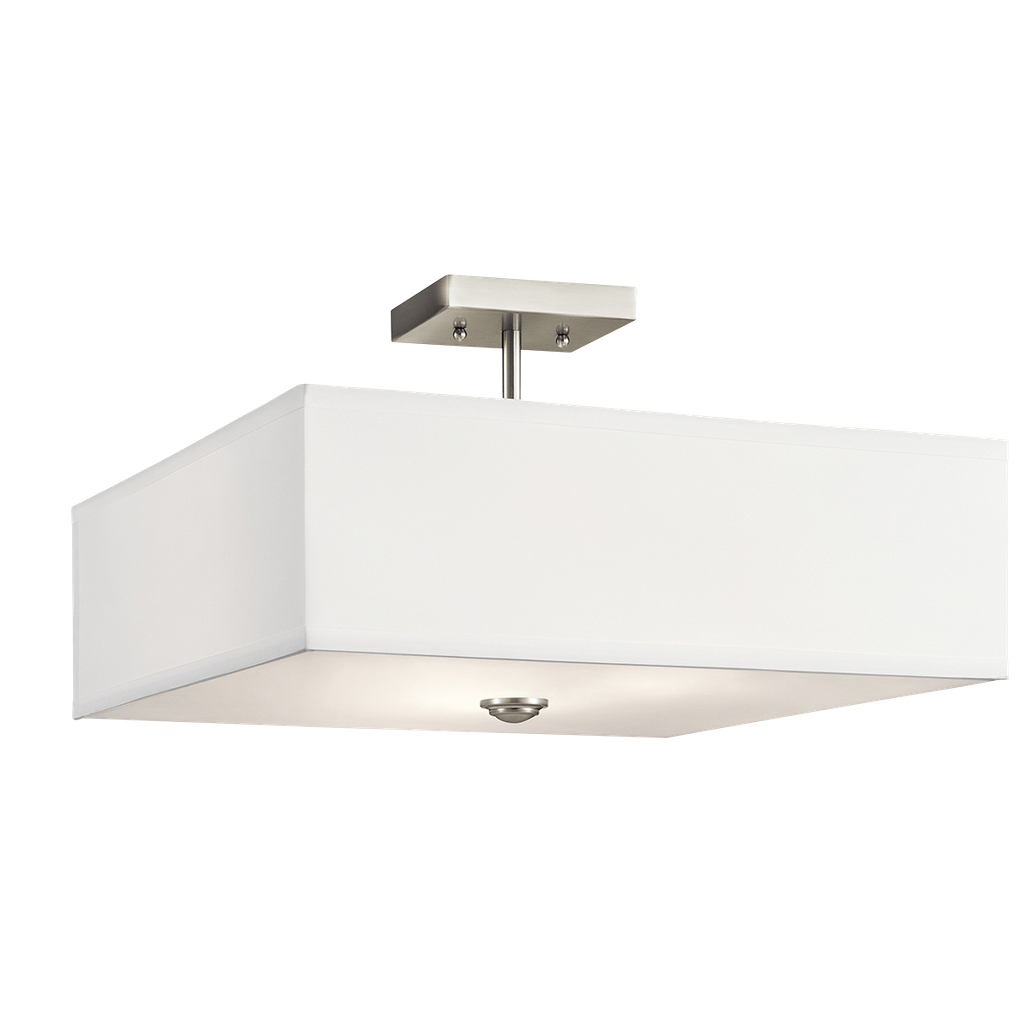 KICH 43693NI SEMI FLUSH 3LT