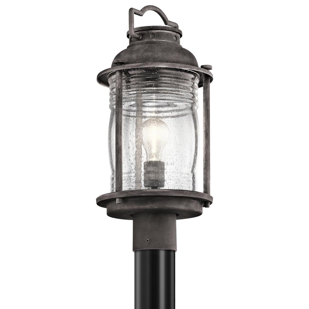 Ashland Bay 1 Light Outdoor Post Lantern - WZC WZC