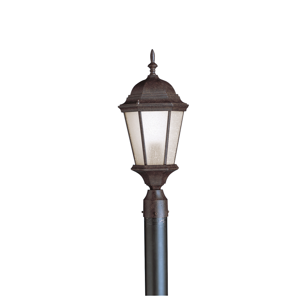 KICH 9956TZ BRONZE POST LIGHT