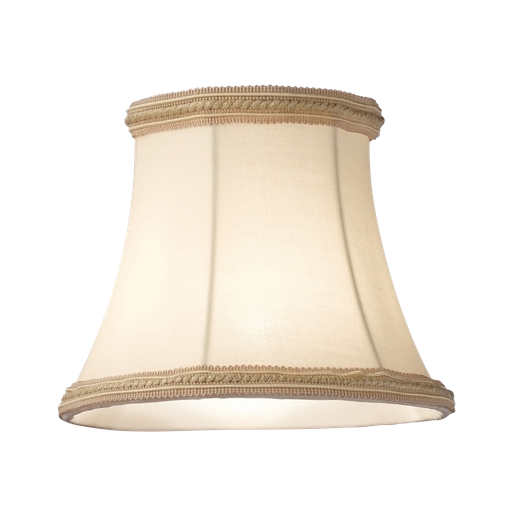 "KIC 4086BG FABRIC SHADE FOR MITHRAS SERIES 3.5"" x 5.5"" x 4.75"""