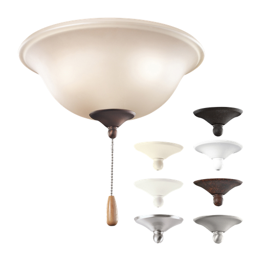 KIC 338508MUL BOWL 3 LIGHT