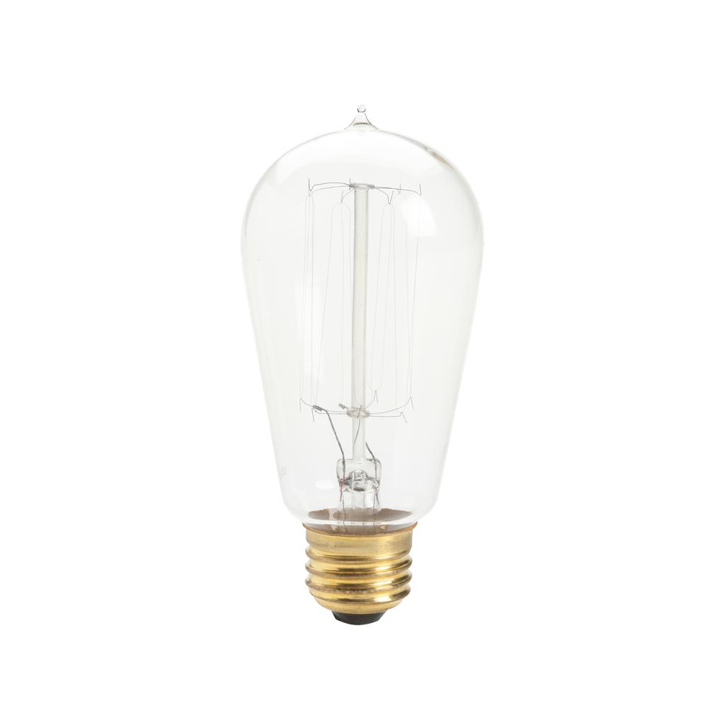 Antique Light Bulb Incandescent 60W CLR