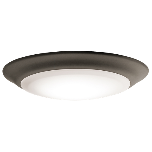 KIC 43848OZLED30 FLUSH MOUNT LED 3000K
