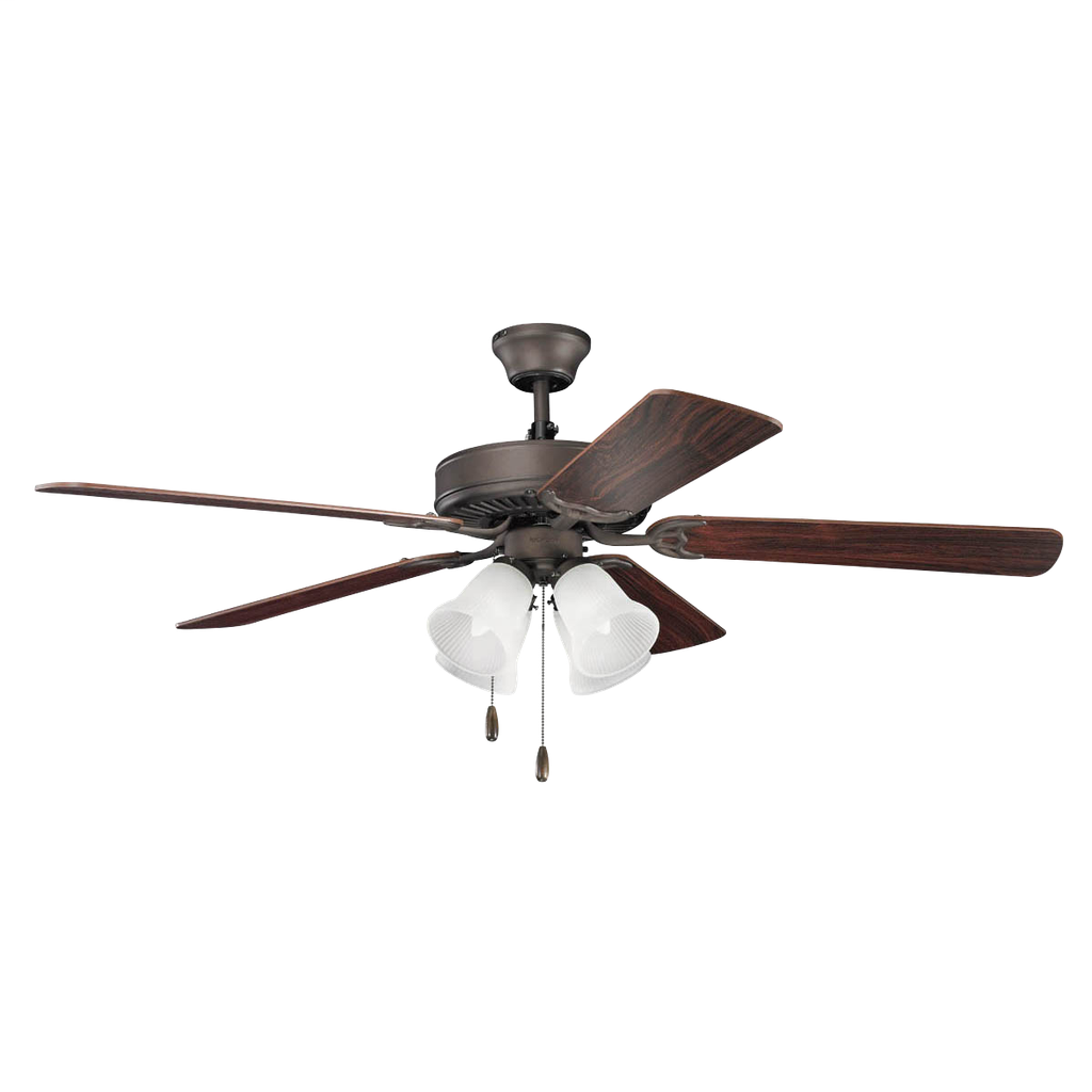 KICHLER LIGHTING 52 Inch Kichler Basics Premier Ceiling Fan SNB