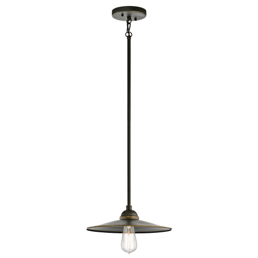 KIC 49587OZ INDOOR/OUTDOOR PENDANT 1LT