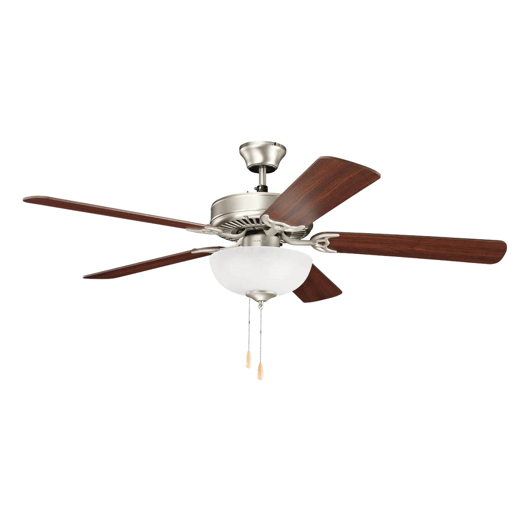 KICHLER LIGHTING 52 Inch Kichler Basics Select Ceiling Fan NI7