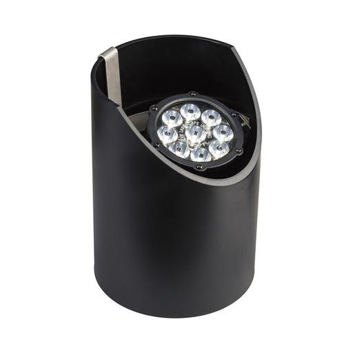 KIC 15729BKT 12.4W 10 DEGREE LED WELL LIGHT