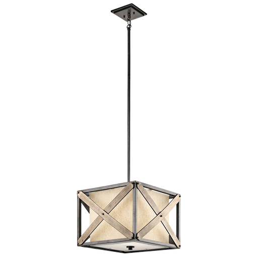 KIC 43775AVI PENDANT/SEMI FLUSH 1LT