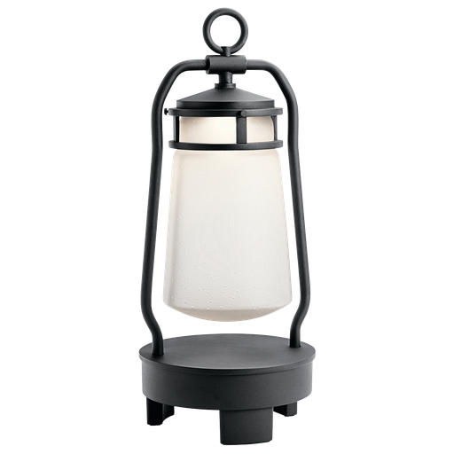 KIC 49500BKTLED 7W PORTABLE LANTERN LYNDON LED