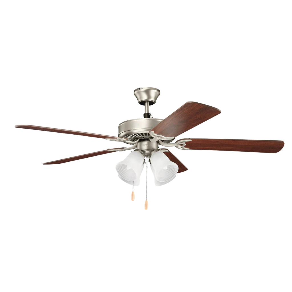 KICHLER LIGHTING 52 Inch Kichler Basics Premier Ceiling Fan NI7