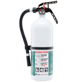 Mayer-Living Area Fire Extinguisher FX210R-1