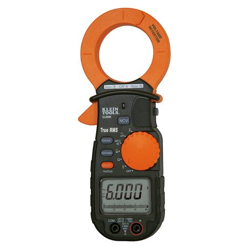 KLE CL2500 ( DISCONTINUED ) 1000A AC/DC CLMP MET