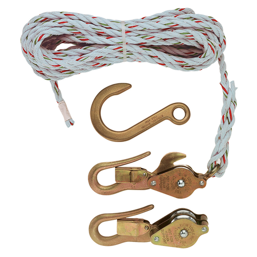 KLE H1802-30SSR BLOCK&TACKLE