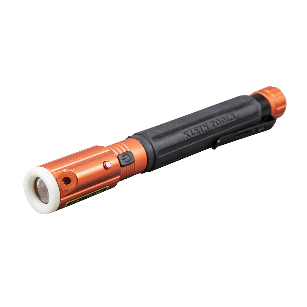 KLEI 56026 INSPECTION PEN LIGHT WITH LASER