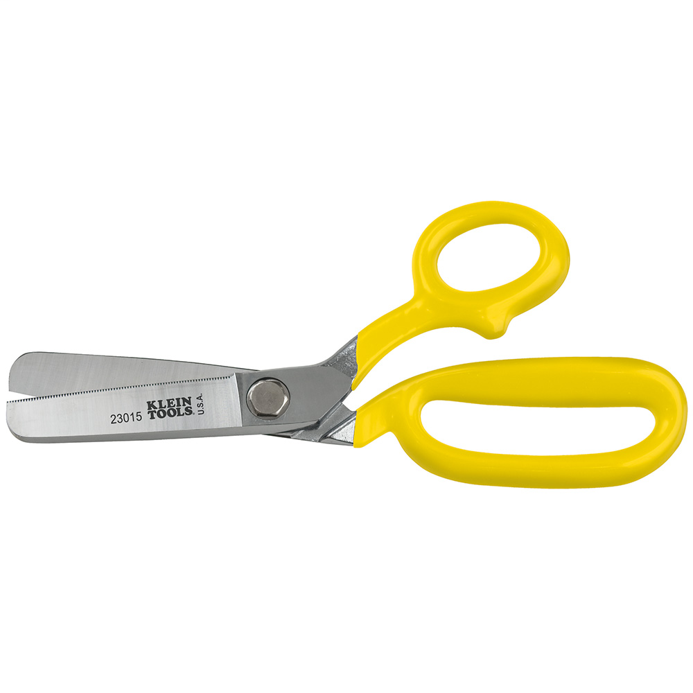 Klein Tools,23015,Single Serrated Blade Blunt Shear