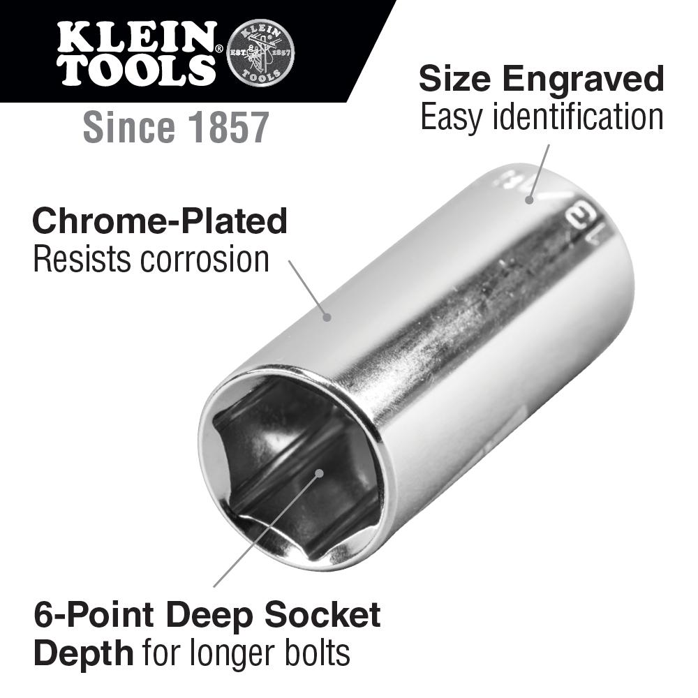 Klein Tools,65716,3/4