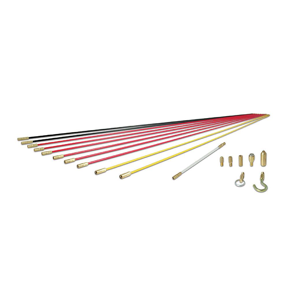 Deluxe Fish Rod Set, 33-Foot, 19-Piece
