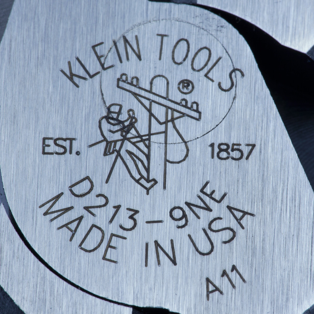 Klein Tools,D213-9NE,High Lev. Pliers, Side Cut, NE, 9