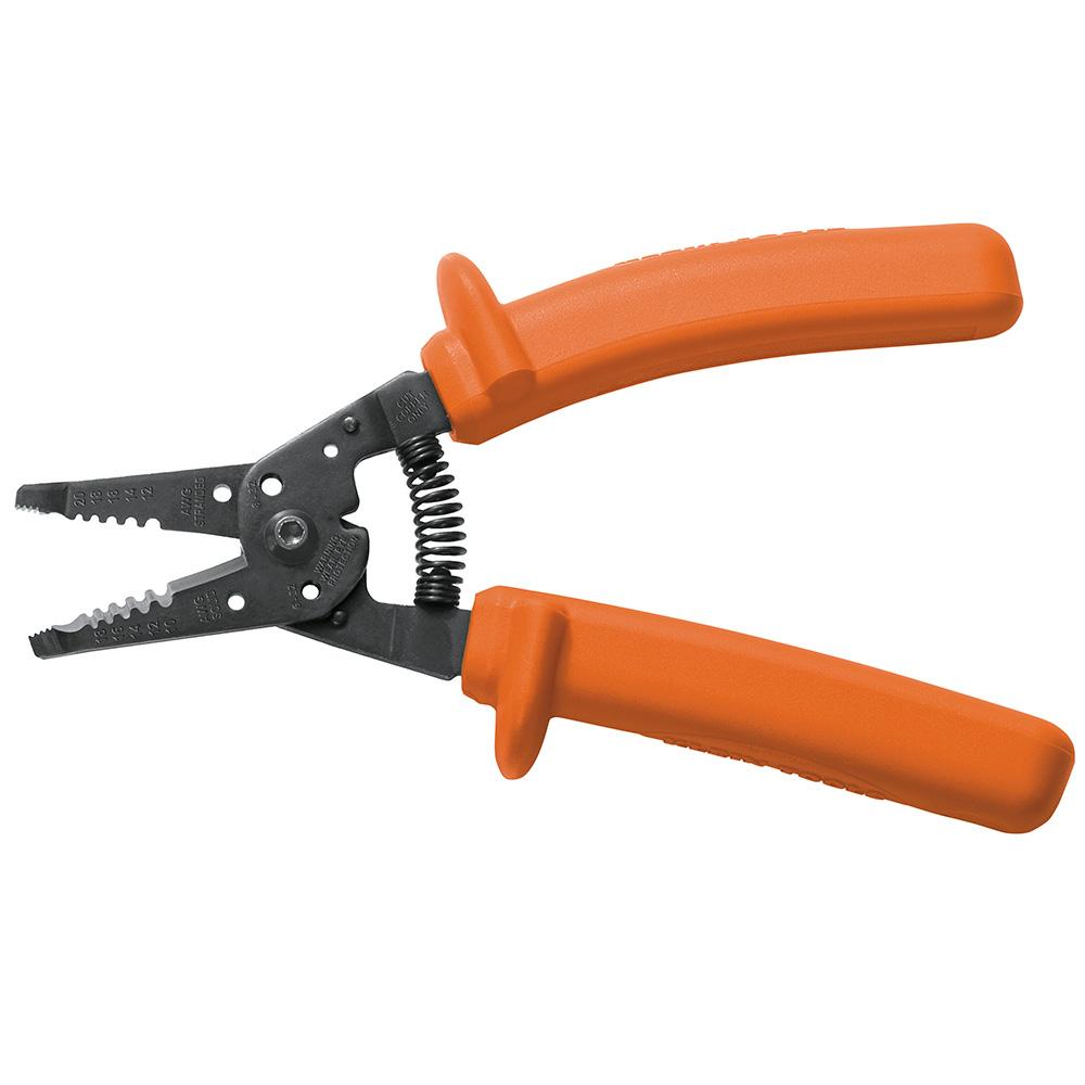 Insulated Klein-Kurve® Wire Stripper/Cutter