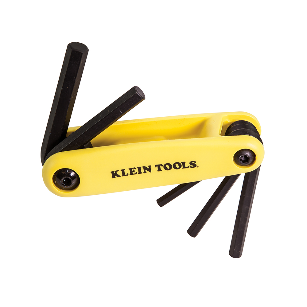 Klein Tools,70570,Grip-It® Five Key Hex Set - Inch