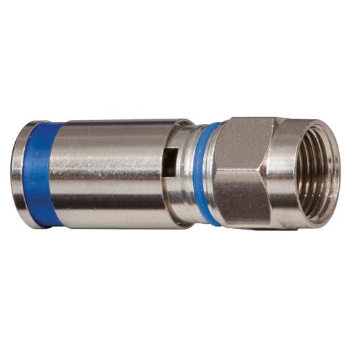 KLE VDV812-624 RG6/6Q M COAX CONN