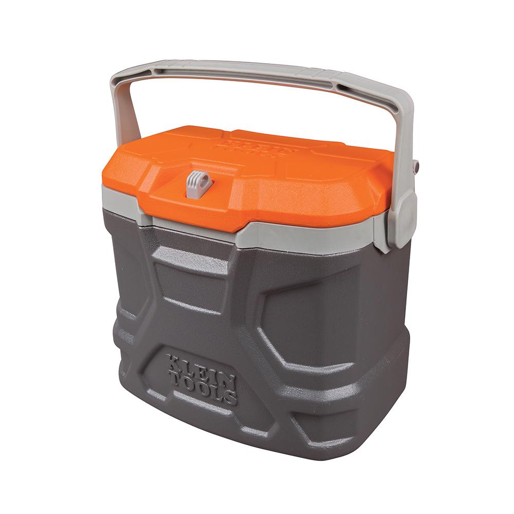 Klein 55625 Tradesman Pro™ Tough Box, 9-Quart Cooler