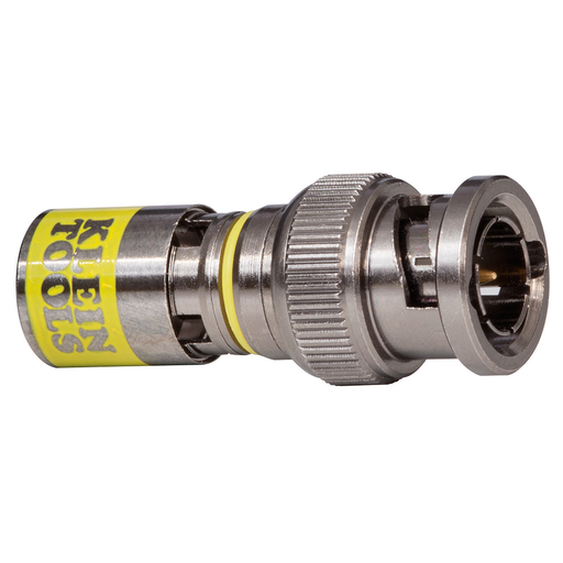 KLE VDV813-613 RG6/6Q M COAX CONN (35-Pack)