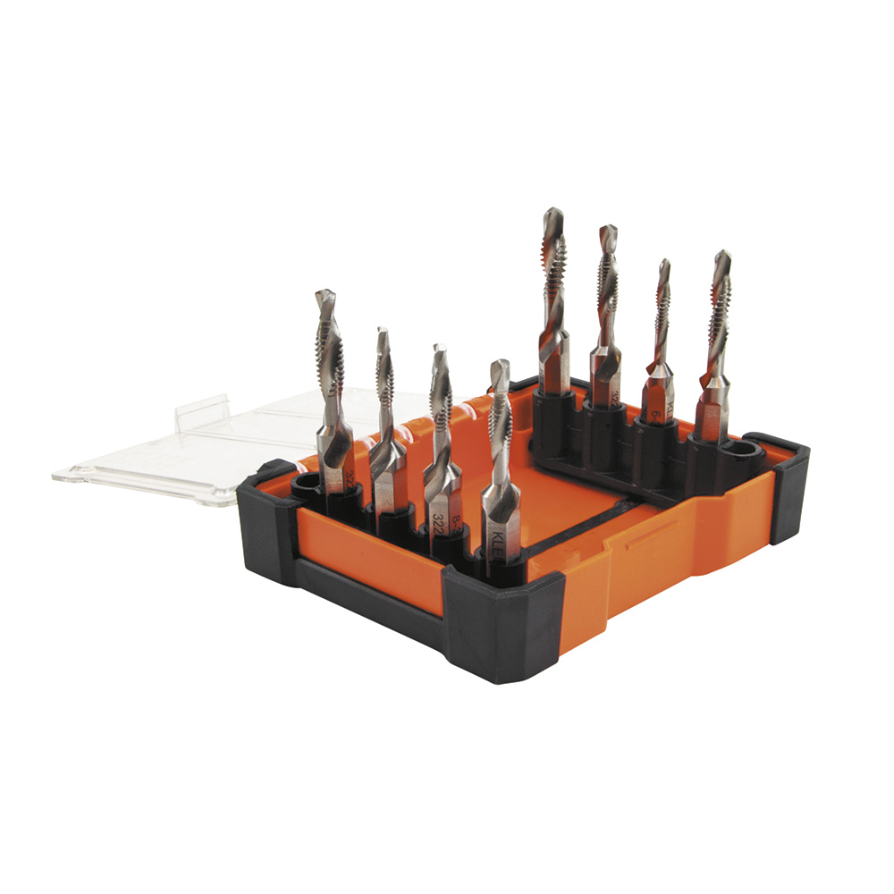 Drill Tap Tool Kit, 8-Piece