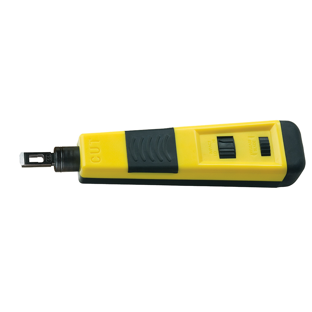 Klein VDV427-800-SEN Impact Punchdown Tool, 110/66 Blade