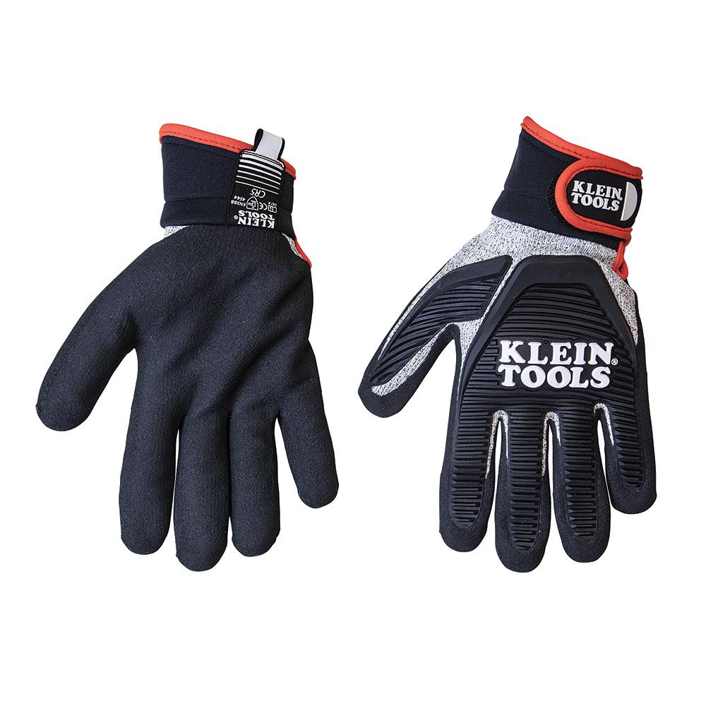 Mayer-Journeyman Cut 5 Resistant Gloves, XL-1