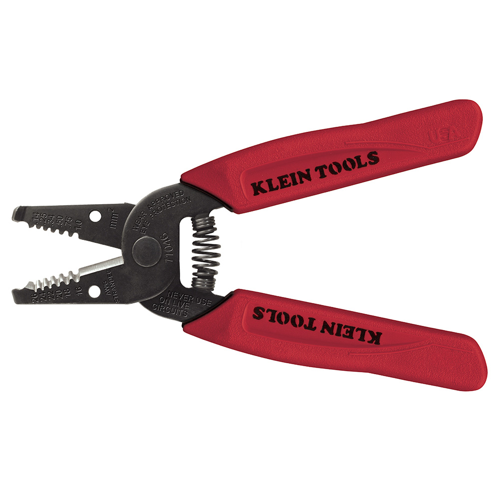 Wire Stripper/Cutter 16-26 AWG Stranded