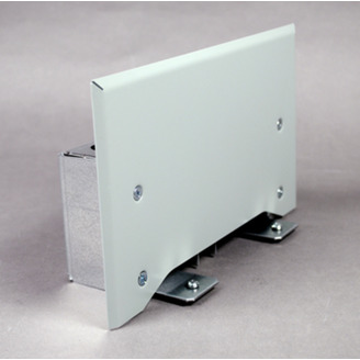 WIREMOLD Wiremold OFR Series In-Wall Entrance End Fitting