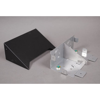 WIREMOLD Wiremold OFR Series Overfloor Raceway Enterance End Fitting