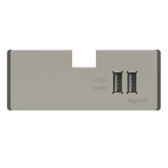ADO APUSB3TM4 ADORNE 3.1 AMP USB CH