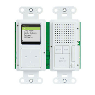 Pass & Seymour IC7001WH radiant Selective Call Room Unit - White