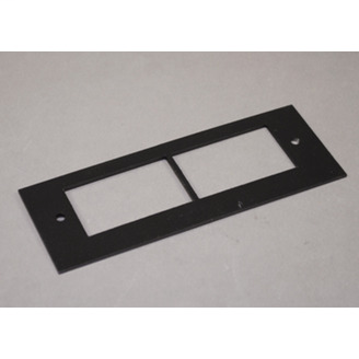WIREMOLD OFR Series Overfloor Raceway Communications Device Plate