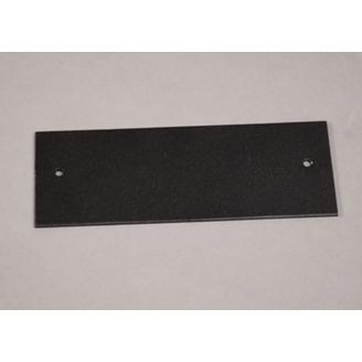 WIREMOLD OFR Series Overfloor Raceway Blank Device Plate