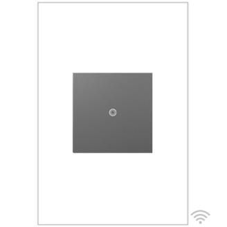Pass & Seymour ASTP155RMM1 Softap™ WiFi Ready Master Switch, Magnesium